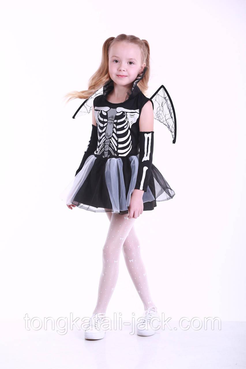 Сукні на Хеллоуїн 4-6 років, прокат карнавального одягу