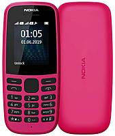 Телефон Nokia 105 2019 Single Sim Pink