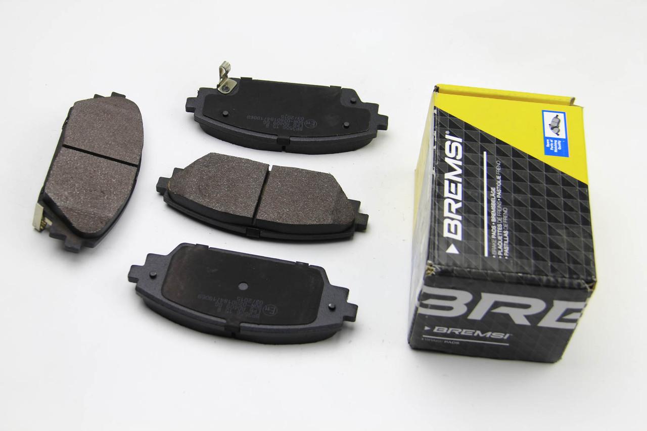 Колодки тормозные передние Mazda CX-3 2013-