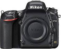 Nikon D750 цифровой зеркальный фотоаппарат