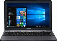 """Ноутбук ASUS VivoBook E203M 11.6"""" 2/32GB, N4000 (E203MA-TBCL232A) Серый"""