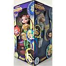 Набір ляльок Казковий патруль 4 ляльки (Маша, Оленка, Снєжка, Варя) scf, фото 2