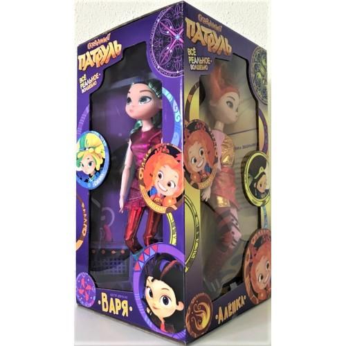 Набор кукол Сказочный патруль 4 куклы (Маша, Аленка, Снежка, Варя)