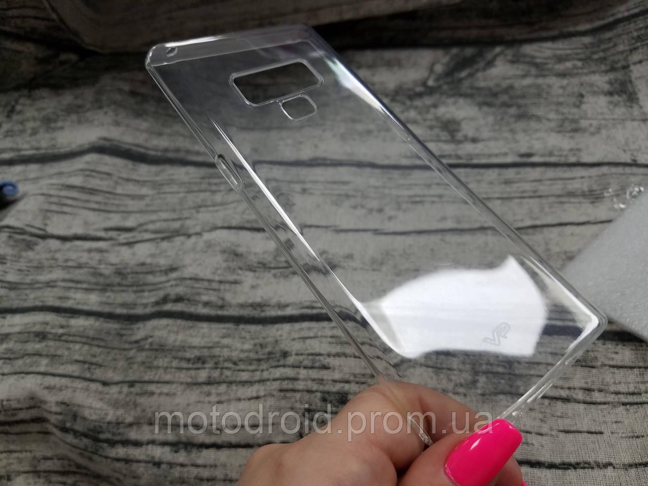 Чохол для Samsung Galaxy Note 9 прозорий