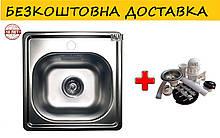 Кухонная мойка (врезная) GALATI (EKO) MALA SATIN