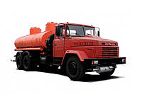 Аренда автотопливозаправщика КрАЗ 65053