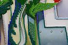 Набор для вышивки бисером Цветы Морфея (30 х 40 см) Абрис Арт AB-529, фото 2