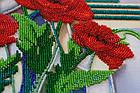 Набор для вышивки бисером Цветы Морфея (30 х 40 см) Абрис Арт AB-529, фото 3