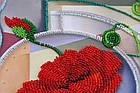 Набор для вышивки бисером Цветы Морфея (30 х 40 см) Абрис Арт AB-529, фото 5