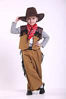 Костюм ковбоя 110-128см, прокат карнавальных костюмов, фото 1
