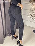Теплі класичні штани на флісі  від Стильномодно, фото 3
