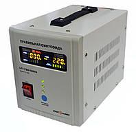 ИБП Logicpower LPY-PSW-500+ (350Вт), для котла, чистая синусоида, внешняя АКБ