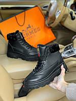 Женские ботинки GUCCI женская обувь кроссовки ботинки кеды брендовые реплика копия