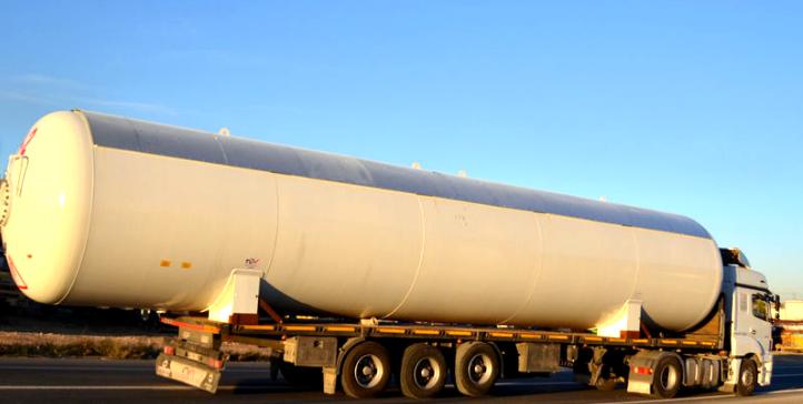 Аренда полуприцепа YILTEKS LPG Storage Tank 115м3