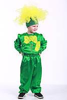 Костюм огурчика 116-128 см, прокат карнавальных костюмов, фото 1