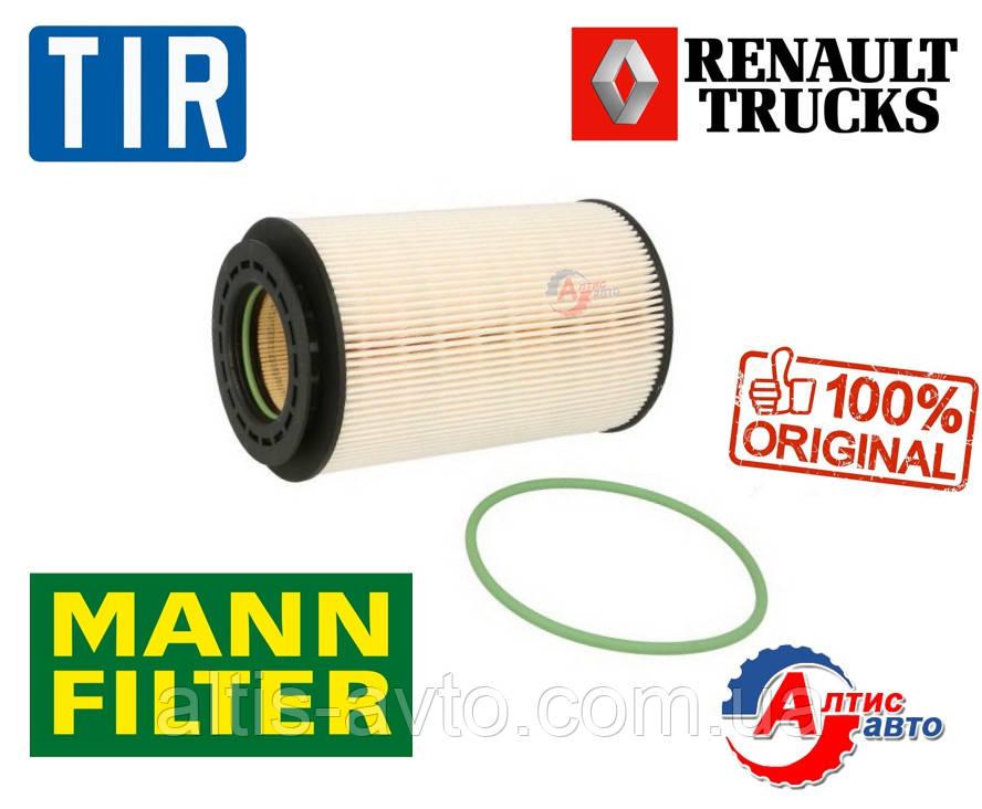 Топливный фильтр Рено Премиум dxi 2005- Мидлум вставка D7E240 7420998806 PU1058X
