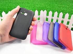 Силиконовый TPU чехол для Alcatel 5020D One Touch M'Pop
