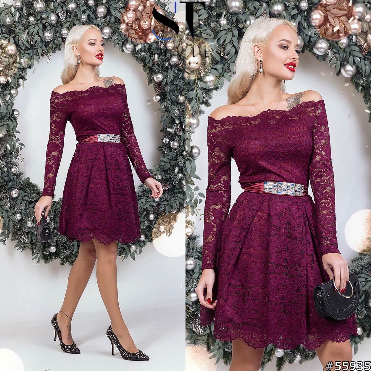 Чудесное гипюровое платье