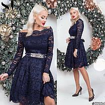 Чудесное гипюровое платье, фото 2