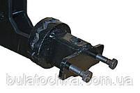Плуг оборотный ПК-1Ар для мотоблока с регулировкой плоскости (AGROMARKA), аналог конского плуга., фото 3