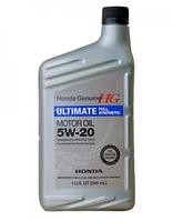 Моторное масло HONDA HG Ultimate 5W-20 0,946л (USA) Оригинальное