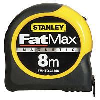 Рулетка измерительная STANLEY FatMax Blade Armor 8мх32мм, магнитная (FMHT0-33868)