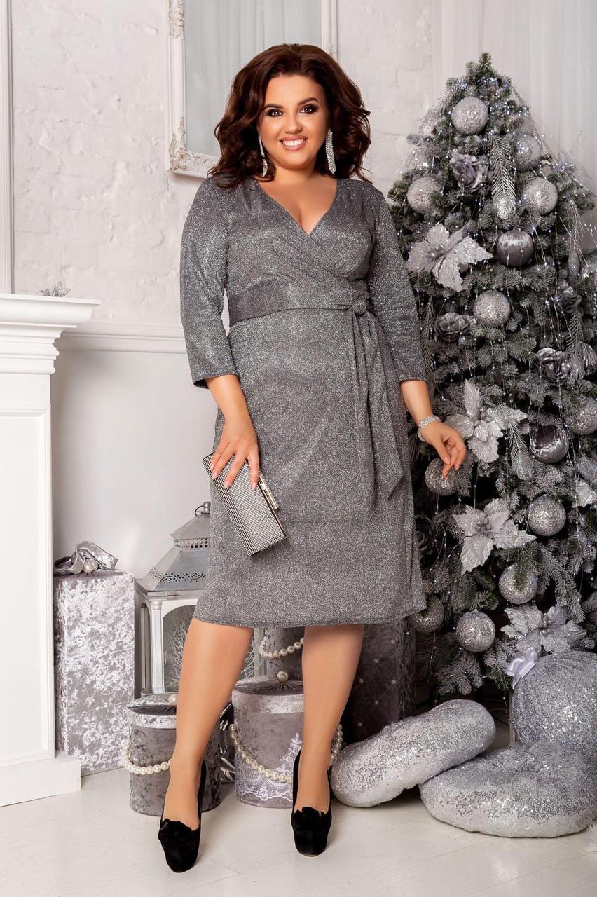 Платье женское 106тх батал