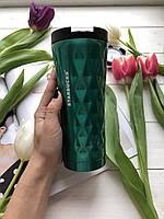 Термокружка Starbucks Diamond Style 500 мл Green