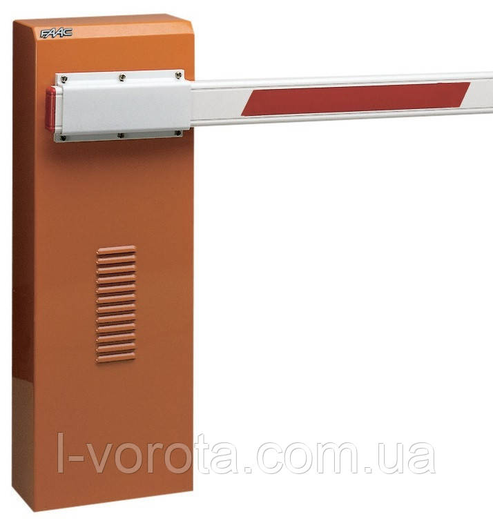 FAAC 640 RAPID WINTER -40°C (стрела 4 м) комплект автоматического шлагбаума
