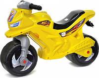 Мотоцикл 501Y Желтый