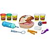 Игровой набор тесто для лепки Мистер Зубастик с аксессуарами Play Doh пластилин, фото 2
