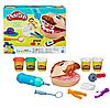 Игровой набор тесто для лепки Мистер Зубастик с аксессуарами Play Doh пластилин, фото 3