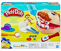 Игровой набор тесто для лепки Мистер Зубастик с аксессуарами Play Doh пластилин