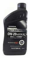 Оригинальное моторное масло HONDA Synthetic Blend 0W-20 1л