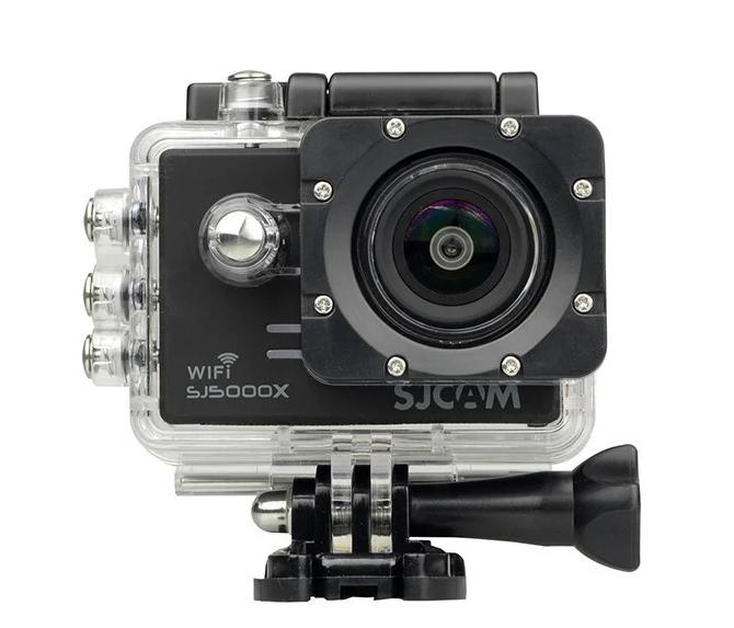 Спортивная камера SJCAM SJ5000X Elite Black