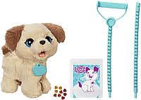 Интерактивный щенок Пакс FurReal Friends Pax My Poopin Pup Plush Toy Exclusive Hasbro C2178