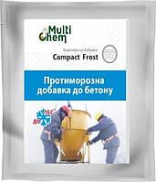 Противоморозная добавка для бетона, тротуарной плитки Compact  Frost  Premium, 1 кг, фото 1