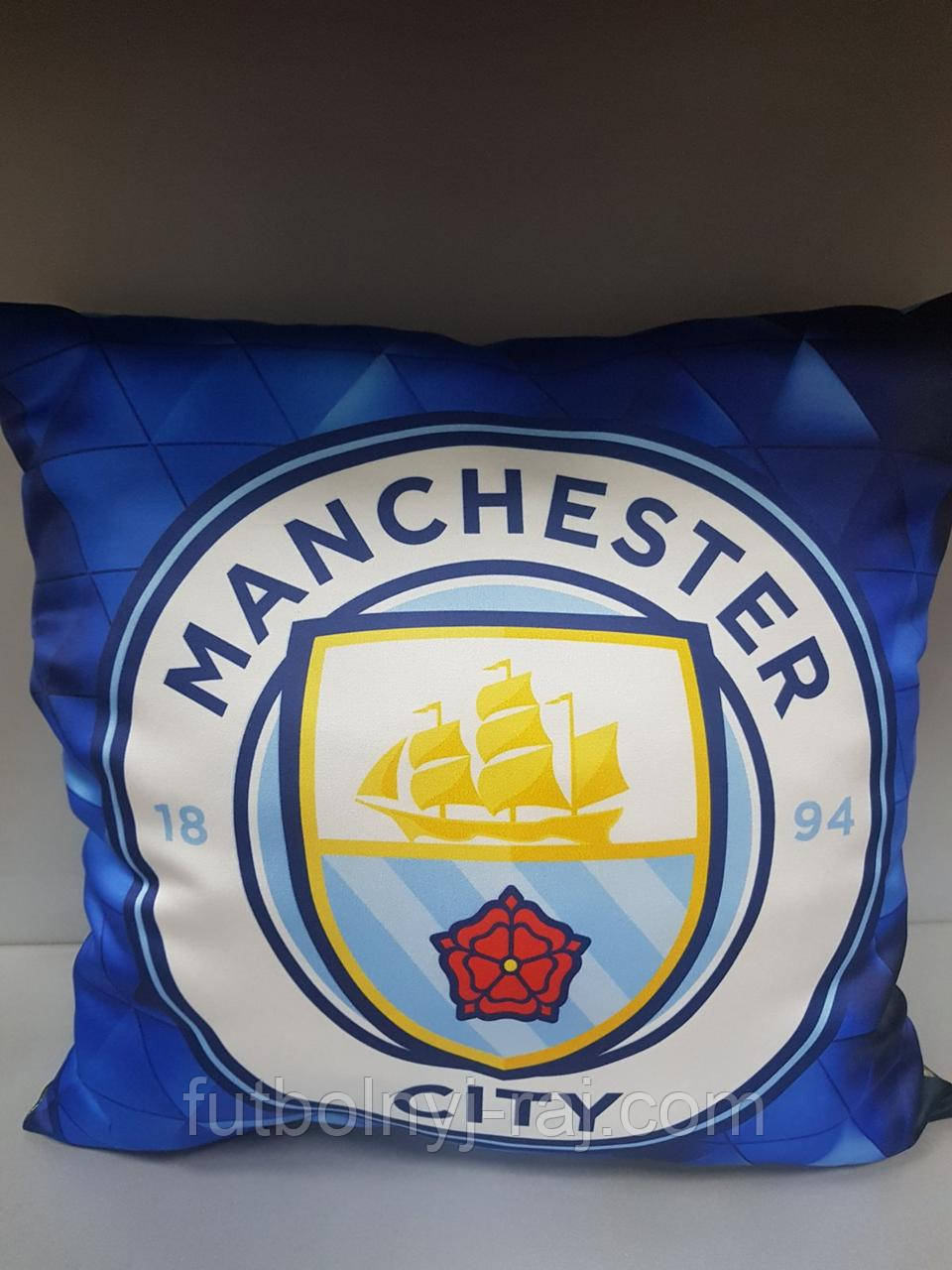 Подушка Manchester City.