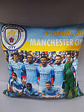 Подушка Manchester City., фото 2