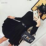"""Жіноча сукня """"Сонце кльош з горлом"""" від Стильномодно, фото 2"""