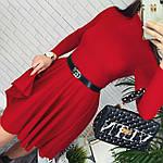 """Жіноча сукня """"Сонце кльош з горлом"""" від Стильномодно, фото 5"""