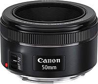 Canon EF 50mm f1.8 STM Объектив, фото 1