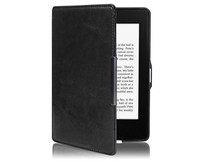 Купить Обложка Primo для электронной книги Amazon Kindle Paperwhite 2016 (7-8th Gen) Slim - Black