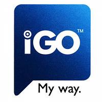 Навигационная карта iGO Primo Truck Европа