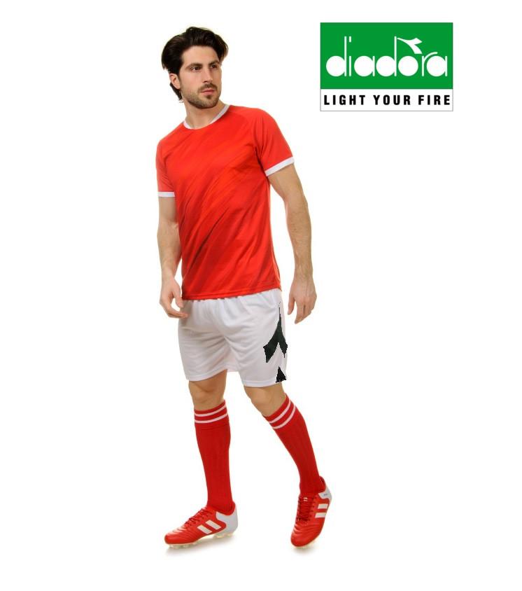 Шорты футбольные Diadora Flash Bianco