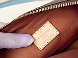 Сумка, клатч Луи Витон Monogram Multi-Pochette, кожаная реплика, фото 6