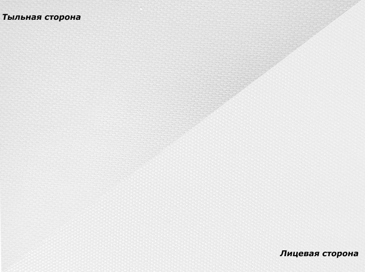 Холст ПОЛИ-ХЛОПКОВЫЙ с глянцевым покрытием для  сольвента и экосольвента, 350 г/м2, 1070ммх30м, белый
