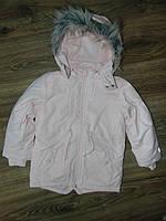 Детская зимняя парка, куртка для девочки Lupilu