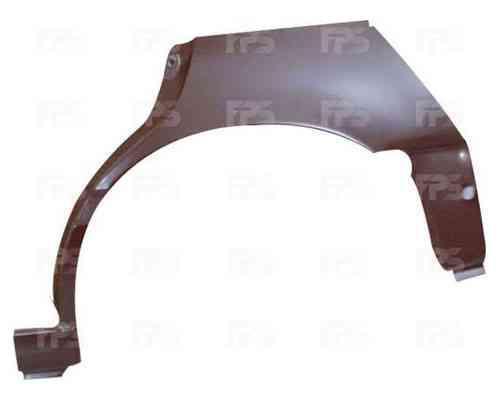 Ремонтная часть заднего крыла Nissan Primera -96, арка, правая (LKQ)