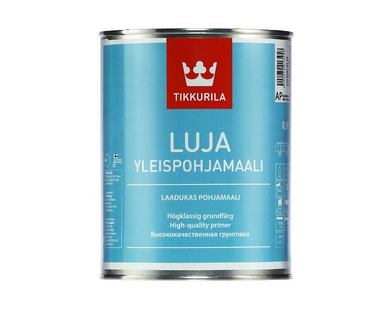 Латексный грунт Tikkurila Luja Yeslipohjamaali 0,9л